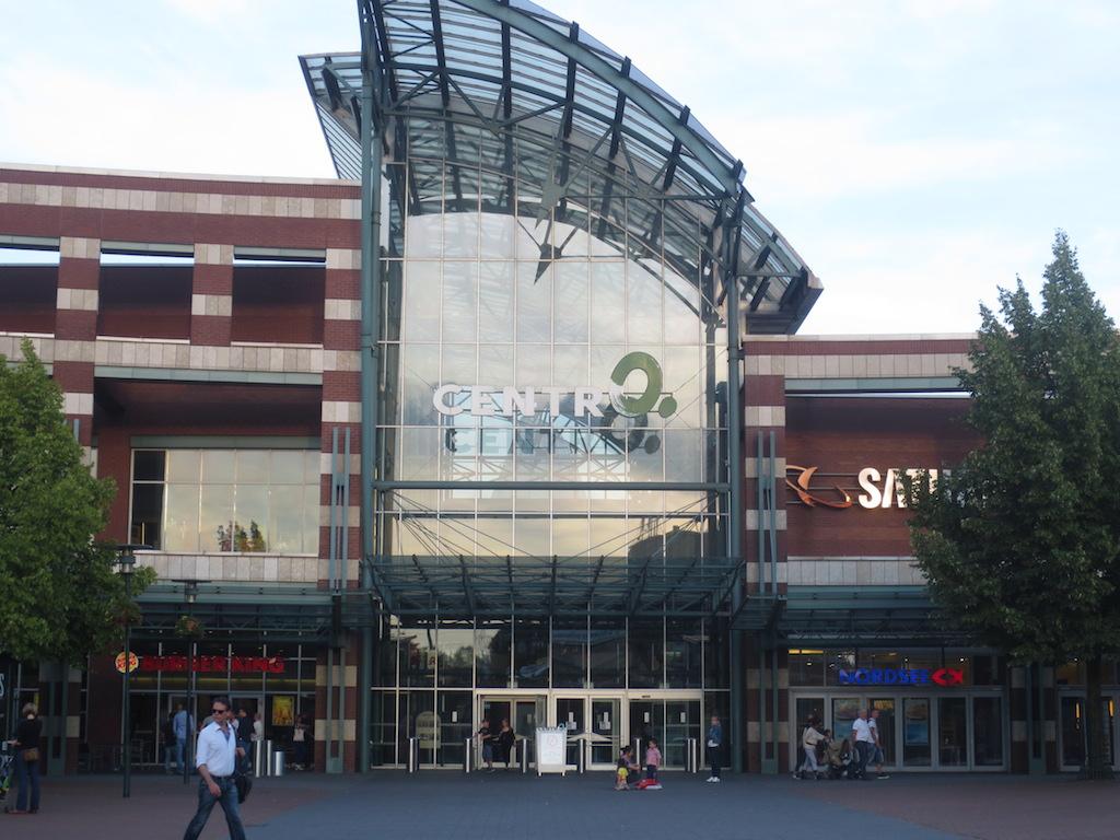 Centro Winkelcentrum Oberhausen - Duitsland-info