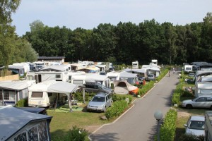 Camping in Duitslamd