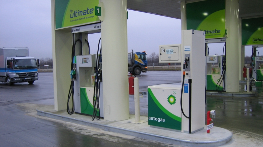lpg of autogas in Duitsland