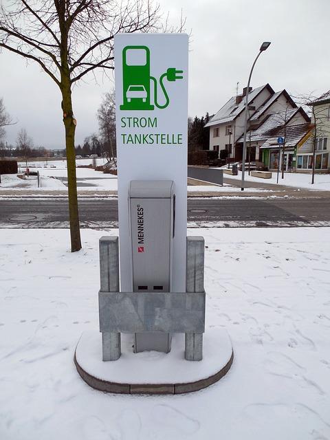 Elektrisch tanken in Duitsland