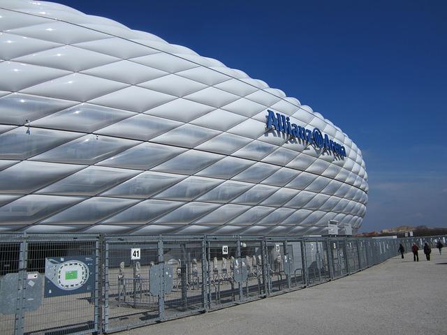 Alianz Arena Munchen - Bayern Munchen