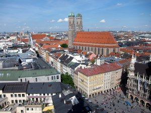 Marienplatz Munchen